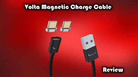 Volta Magnetic Pull Away Charge Cable Review