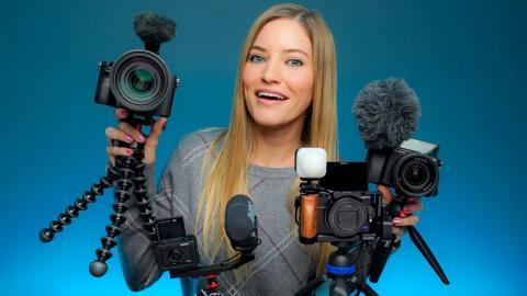 What Cameras Do I Use?