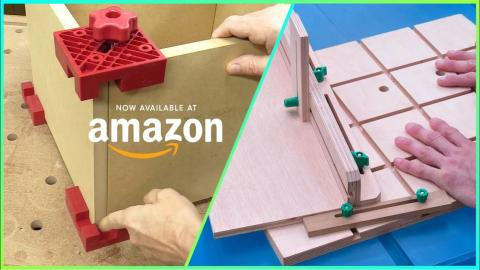 Amazing Woodworking Tools You Should Have Available On Amazon