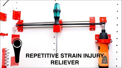 REPETITIVE STRAIN INJURY RELIEVER