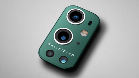 The OnePlus 9 Hasselblad Camera