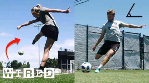 Why It's Almost Impossible to Score a Corner Kick Goal in Soccer | WIRED