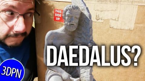 What's a DAEDALUS 3D Printer???