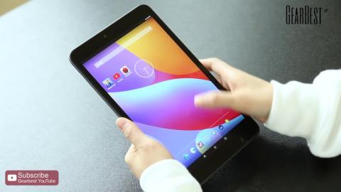 Dual-boot Win 10 & Android Tablet Chuwi Hi 8 Air - GearBest