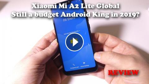 Xiaomi Mi A2 Lite - Android Smartphone Review - Still the budget KING in  2019??