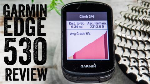 Garmin Edge 530 Review: 15 New Things To Know!