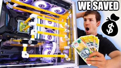 I Saved HUNDREDS! With this Epic Gaming PC - YOU Can Too!