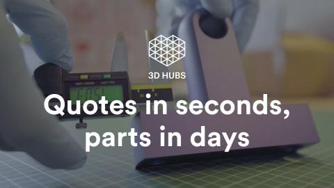 3D Hubs - Focus on creating great products