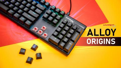 Are These NEW Switches Worth It?  HyperX Alloy Origins Review