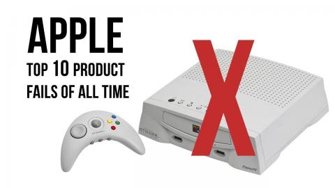 Top 10 Apple Product Fails of all Time