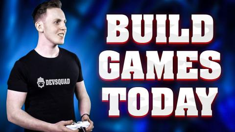 Get started with video game development today!