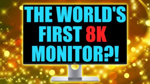 The BEST Monitor You Probably Can't Afford!