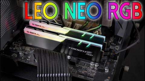G Skill Trident Z Neo DDR4 3600MHz 32GB Review - LEO investigates !