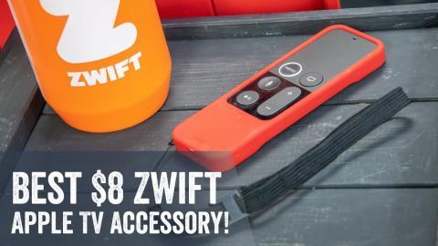 Quick Tip: Best $8 Zwift Apple TV Accessory
