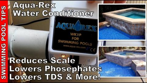 Aqua-Rex Water Conditioner: Reduces Scale, Reduces Phosphates & TDS and More!  It Really Works!