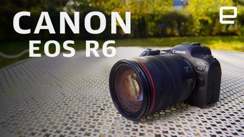 Canon EOS R6 review: Video power is tempered by overheating