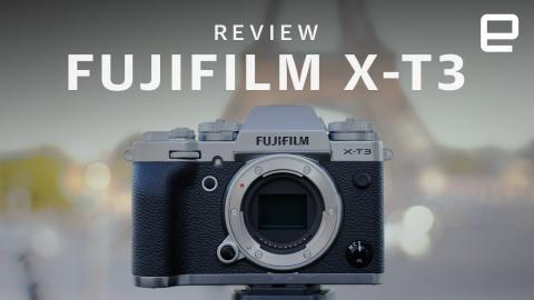 Fujifilm X-T3 Mirrorless Camera Review