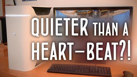 The Quietest Computer You'll Ever Hear...