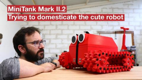 MiniTank Mark II.2 - NEW TRACKS!