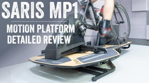 Saris MP1 Nfinity Motion Platform Review & Detailed Testing