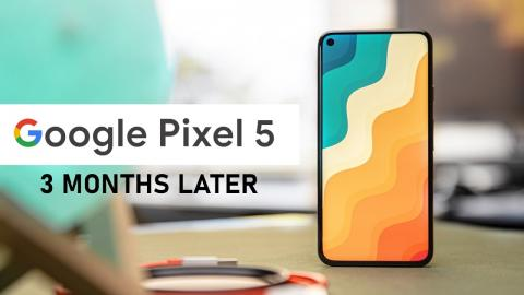 Google Pixel 5 - A Long Term User Review After 90 Days!