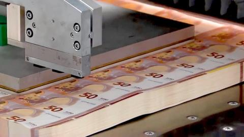 Money Printing Machines That Are at Another Level