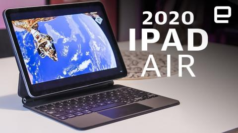 Apple iPad Air 2020 review: Great tablet, not quite a laptop