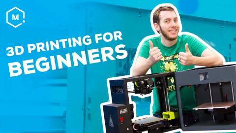 How To: 3D Printers For Beginners