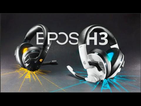 A Step BACKWARDS - EPOS H3 Gaming Headset Review