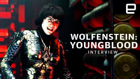 Wolfenstein: Youngblood First Look at E3 2019