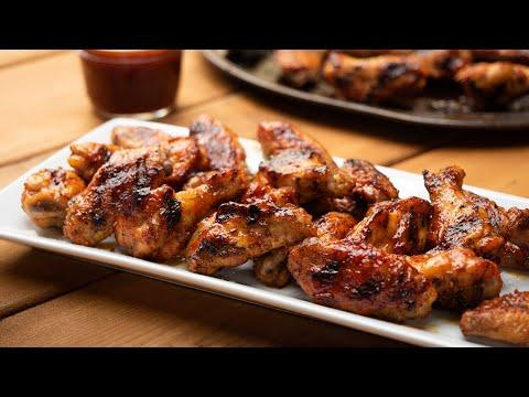 Smoked Chicken Wings on a Gas Grill | Char-Broil®
