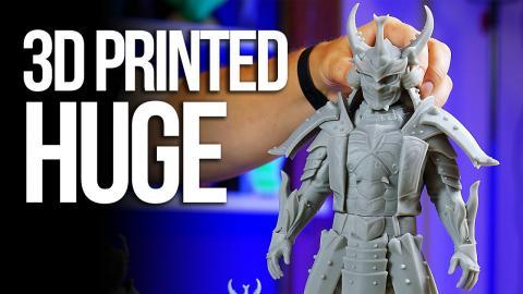3D Printing PUBG MOBILE, RP19 & Giving Away $5,000