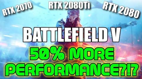 RTX Just Got Exciting- Battlefield V RETEST!