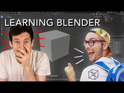 Learning Blender for 3D Printing with PrintThatThing Livestream!