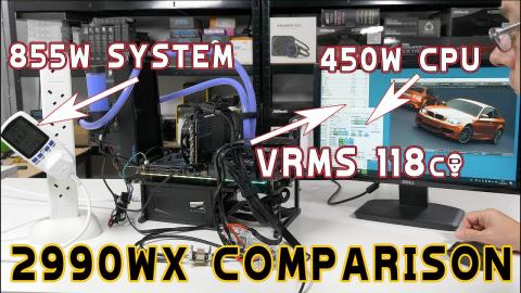 X399 AORUS XTREME v ASRock and Asus with 2990WX 32 core Threadripper 2nd Gen!