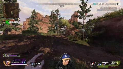 GIVEAWAY ON OUR TWITCH! | Apex Legends with Gabeybaby!