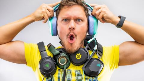 Gaming Headsets You NEED to Know About!