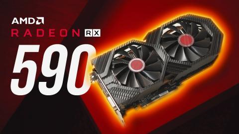 Radeon RX 590 Review - AMD Strikes BACK... Sort Of