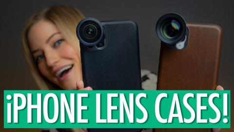 New iPhone 11 Lens Cases!