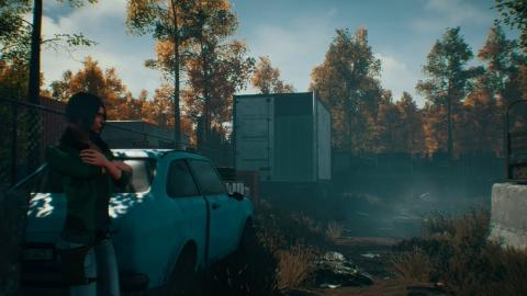 ☑️  The Junkyard 2 (Speed Level Design / Unreal Engine 4)