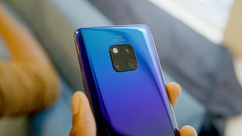 Huawei Mate 20 Pro Impressions: Camera Central!