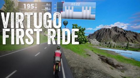 VirtuGO: A viable Zwift competitor?