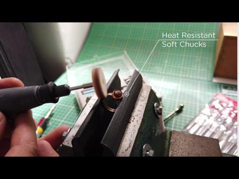 Heat Resistant Soft Chucks on an Ender 3
