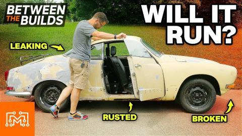 Is This Rust Bucket my Dream Car?   I Like To Make Stuff