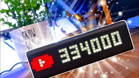 LaMetric Time Smart Clock - BIG BRAINS for your Setup