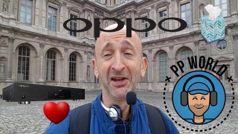 Oppo Digital arrête ses Légendaires Lecteurs de Blu-ray ! :(