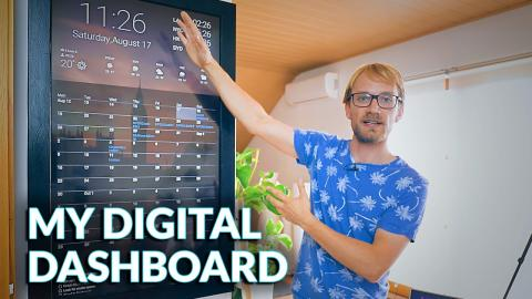 Making a Digital Dashboard!