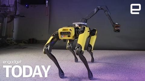 Boston Dynamics is making robots that twerk and parkour  | Engadget Today