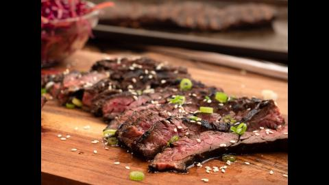Korean BBQ Recipe | Char-Broil®