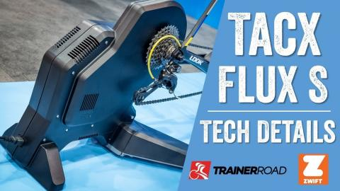 Quick Look: Tacx Flux S Trainer
